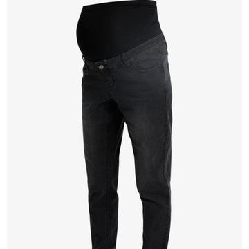 Spodnie jeansowe ciążowe forever fit