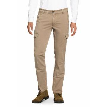 NAPAPIJRI spodnie chinosy  W33/L32 - oryginal, new