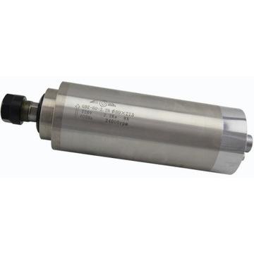 Wrzeciono CNC 2,2 kW, ER20 chłodzone cieczą