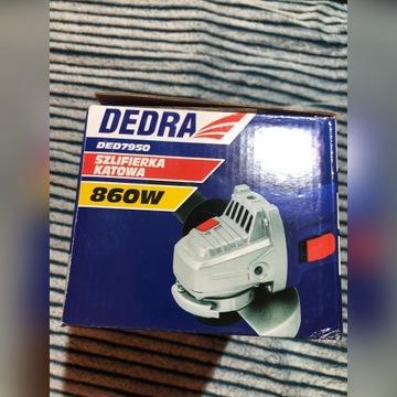 DED7950 Szlifierka Kątowa Dedra 860W