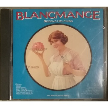 BLANCMANGE Second Helpings - The Best Of