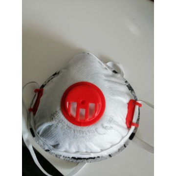 Pakiet 25szt Maska antywirusowa Oxy line FFP2
