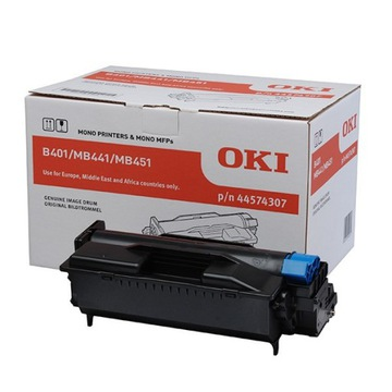 OKI Bęben BLACK 25k do B401/MB441/451 44574307