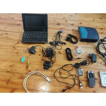 Zestaw Elektroniki - Laptop Telefon MP3 itd od 1zl