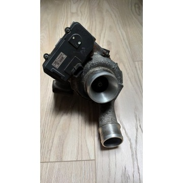 Turbosprężarka do Vectra/Signum 3.0 V6 CDTI 184KM