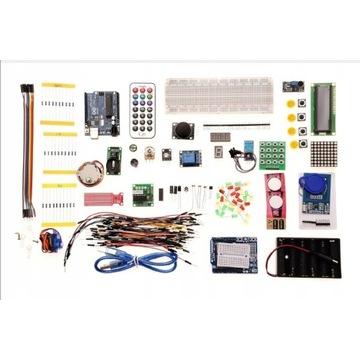 Mega zestaw startowy Arduino Uno R3 XXXL Dot S4