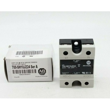 Allen-Bradley 700-SH10JZ24 Solid State Relay 10A