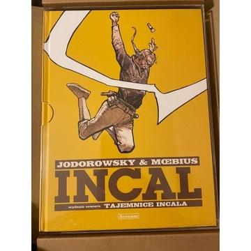 Jodorowsky, Moebius, Incal - edycja kolekcjonerska