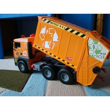 Śmieciarka Dickie Toys air pump duża 55cm