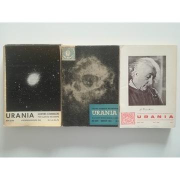 URANIA czasopismo PTMA archiwalne numery 1946-1958