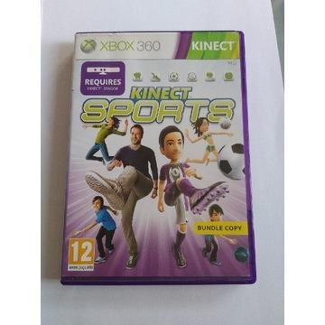 Kinect SPORTS, wersja pudełkowa PL, XBOX360