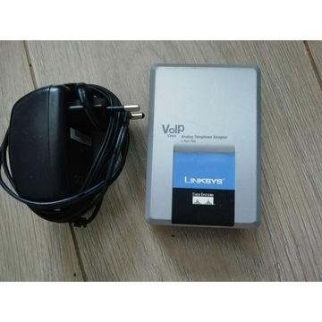 Bramka Linksys Adapter VoIP/SIP SPA1001-EU