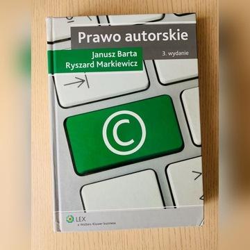 Prawo autorskie. Janusz Barta, Ryszard Markiewicz