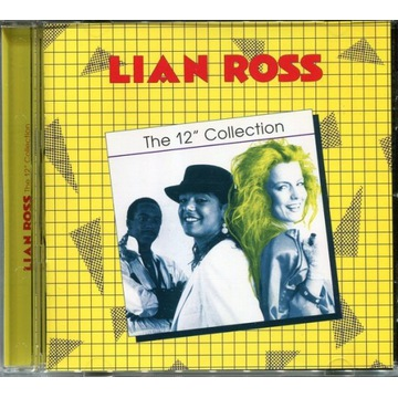 """LIAN ROSS The 12"""" Collection"""