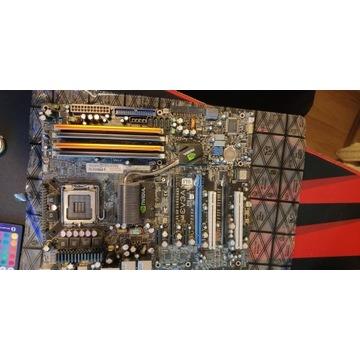 Procesor INTEL Core 2 Duo E6700 oraz PŁYTA + RAM!