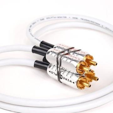 WIREWORLD Solstice 8 Interkonekt 0,5m RCA/RCA