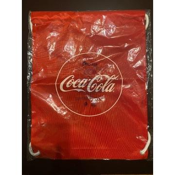 Worek plecak Coca-Cola