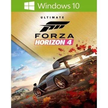 Forza Horizon 4 ULTIMATE + DLC PC PL + FH3 TANIO