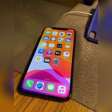 iPhone X 10 space gray 64 GB czarny używany