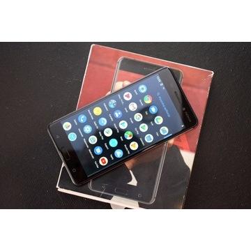 NOKIA 6 TA-1033 Android Czarna 4GB RAM/32GB 16Mpx