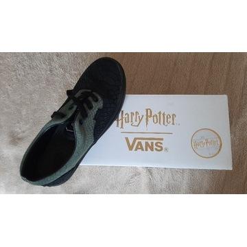 VANS TRAMPKI BUTY Harry Potter Slytherin  38