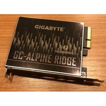 Gigabyte GC-Alpine Ridge Thunderbolt 3