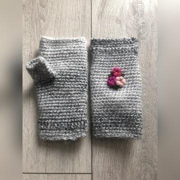 Rękawiczki  100% wełna