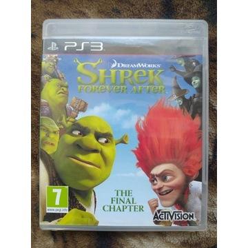 SHREK FOREVER AFTER PS3 PLAYSTATION 3