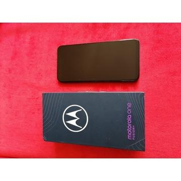 Motorola One Fusion+ Gwarancja, St. idealny!