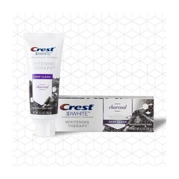 Pasta do zębów Crest Charcoal USA