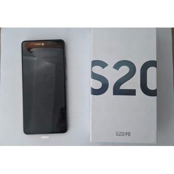Samsung Galaxy S20 FE Nowy niebieski Gwarancja PL