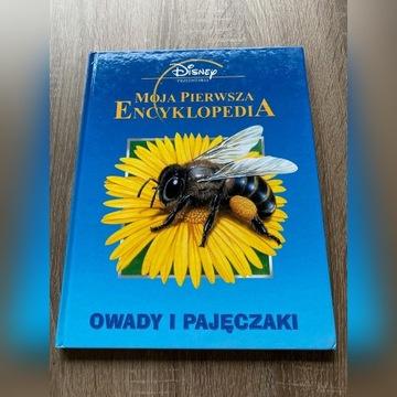 Moja pierwsza encyklopedia - Owady i pajęczaki
