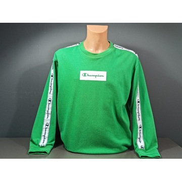 Bluza Champion Zielona M Oversize