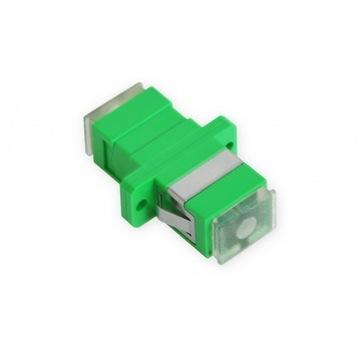 Adapter światłowodowy SC/APC SM  50szt/up