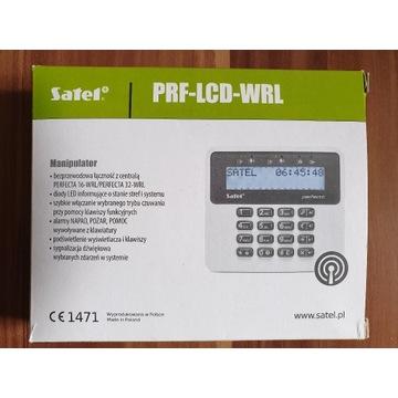 Bezprzewodowy Manipulator Perfecta PRF-LCD-WRL NOW