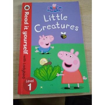 Peppa Pig, Little Creatures, level 1