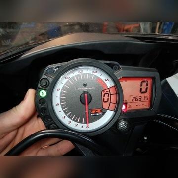 Licznik zegar suzuki gsxr 750 600 k8 k9 L0