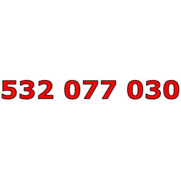 532 077 030 T-MOBILE ŁATWY ZŁOTY NUMER STARTER