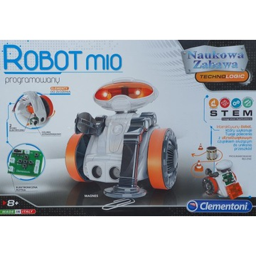 Robot Mio Clementoni 60477 nowy