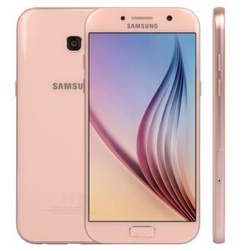 Telefon Samsung Galaxy A3 2017 różowy Peach Cloud