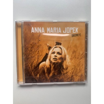 Nowa! Folia! Anna Maria Jopek Secret płyta CD