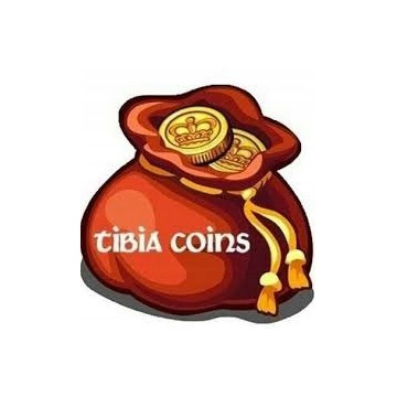 TIBIA 250 Tibia Coins- Pacc każdy serwer!