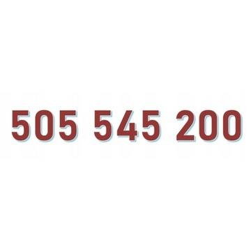 505 545 200 ORANGE ŁATWY ZŁOTY NUMER starter