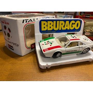 Ferrari 308 GTB  bburago 1:24 FIFA ITALIA 90