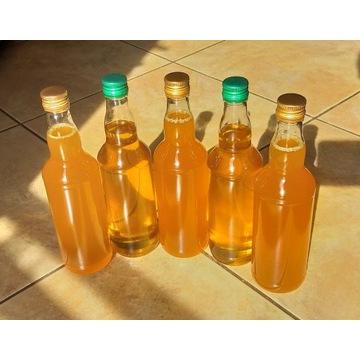 Olej lniany i rzepakowy