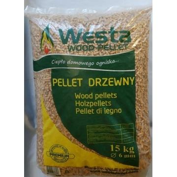 WESTA PREMIUM pellet iglasty - Najwyższa jakość!
