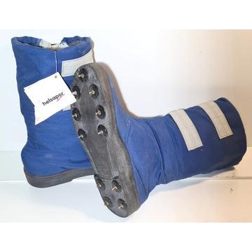 Buty zimowe z kolcami Helsapor r.42