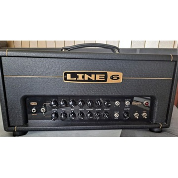 Wzmacniacz gitarowy Line6 DT 25 Head