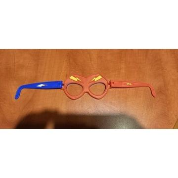 Okulary dla dziecka dwustronne bal