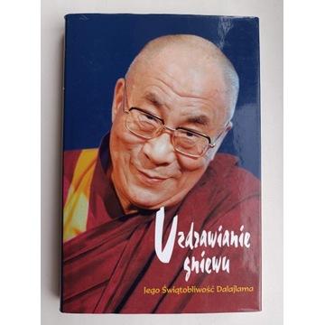 Uzdrawianie gniewu Jego Świątobliwość Dalajlama
